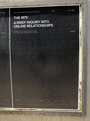 The 1975 A Brief Inquiry Into Online Relationships November 30